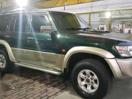 Nissan Patrol Diesel MT quick sell