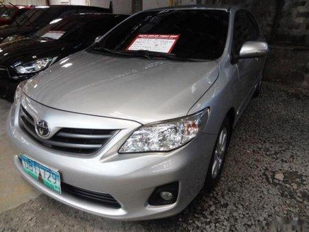 Toyota Corolla 2012 Automatic Gasoline P528,000