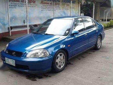 Honda Civic Lxi 1997 Mt Blue For Sale 169798