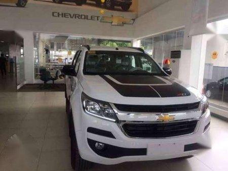 Chevrolet Trailblazer Z71 4x4 White 169446