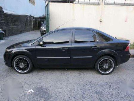 2005 Ford Focus Ghia At Black