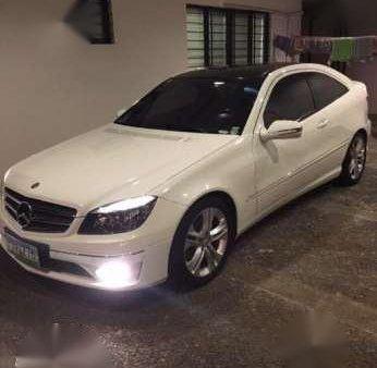 2011 Mercedes Benz CLC White AT