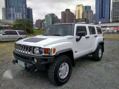 2011 Hummer H3 White At For Sale 172284