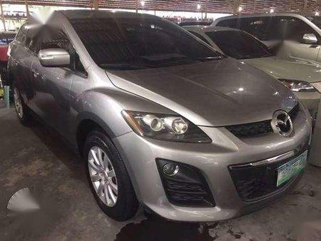 2013 Mazda CX7 AT Silver For Sale