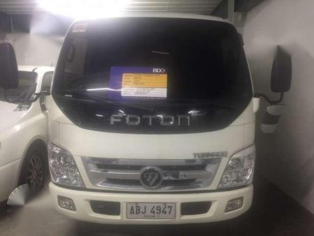 2015 Foton Tornado White For Sale