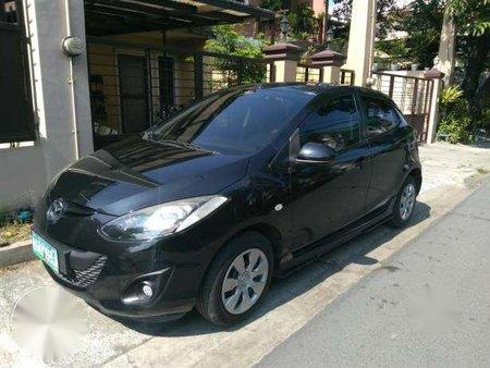 mazda 2 hatchback 2011 manual