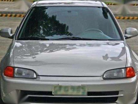 Honda Civic ESI Silver MT For Sale