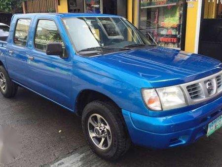 Nissan Frontier 2004 Blue Mt For Sale 176963