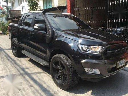 2016 Ford Ranger >> 2016 Ford Ranger 3 2 Wildtrak 4x4 Black