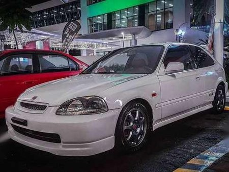98 SPECS Honda Civic EK9 Original Type R