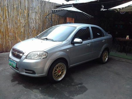 For Sale Chevrolet Aveo 2012 Mt 177554