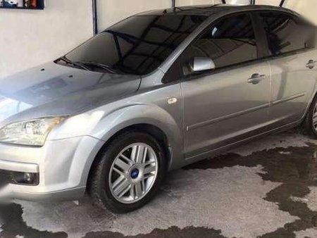 2007 Ford Focus Ghia Sedan Dual Airbag Automatic