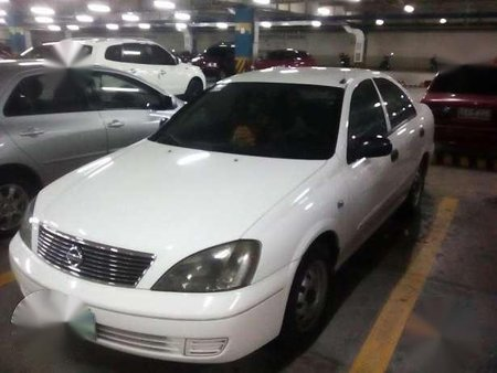Nissan Sentra Gx 2009 White MT For Sale