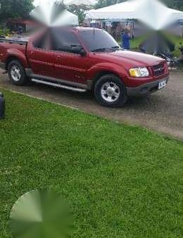 For Sale (Car): Ford Explorer 4x4 Pick-up (Limited Edition)