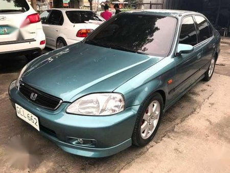2000 Honda Civic SiR Body Manual Transmission