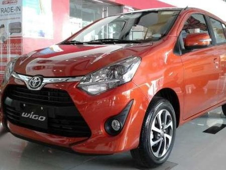 2018 toyota wigo review. Plain Wigo Toyota Wigo G 10 AT 2017 Orange New Inside 2018 Toyota Wigo Review