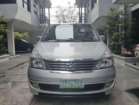 2009 Nissan Serena AT Silver For Sale
