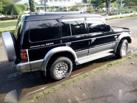 Mitsubishi Pajero 2005 Black AT For Sale