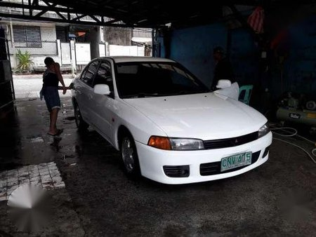 Mitsubishi Lancer Glxi 1997 Manual