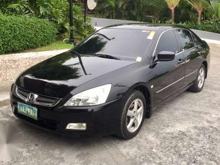 Price Drop Alert 2005 Honda Accord Black At For