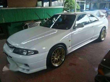 1997 Nissan Skyline R33 GTR Vspec White