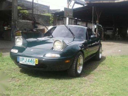 mazda miata mx-5 1997 local vs bmw z3 z4 slk sports car evo subaru