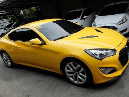 2013 Hyundai Genesis Coupe For Sale >> 2013 Hyundai Genesis Coupe 2.0 Yellow MT 189723
