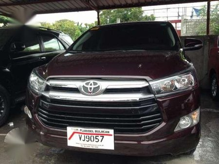 2018 toyota innova g.  innova 2017 toyota innova 28 g manual blackish red and 2018 toyota innova g o