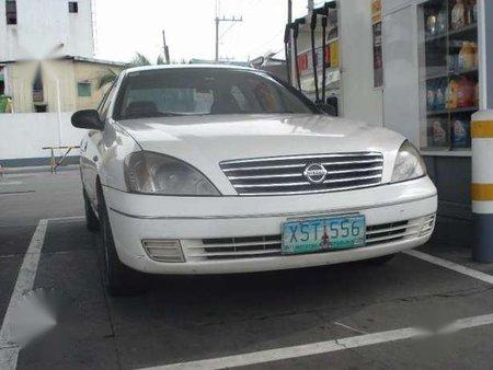 2004 Nissan Sentra Gx At 13 White 190619