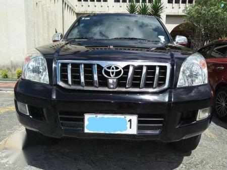 2007 Land Cruiser Prado Local Version