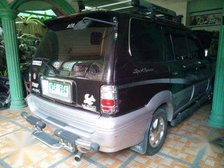 Toyota Revo SR 2002 Black MT For Sale