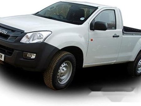 Isuzu D-Max Cab & Chassis 2017 for sale