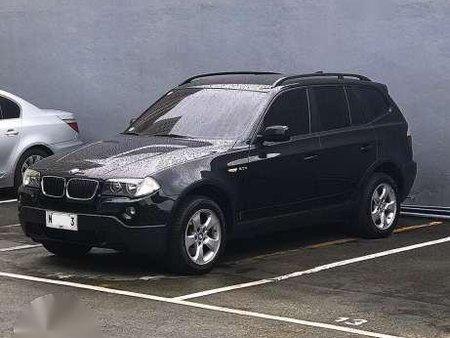 x3 2010 black