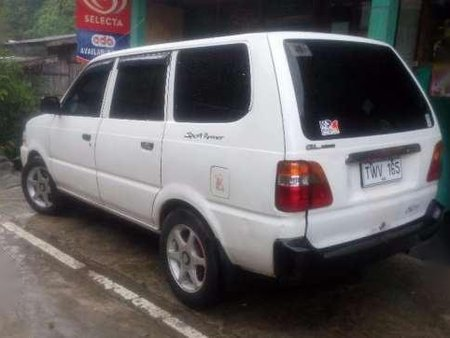 Toyota Revo 2003 GL White MT For Sale