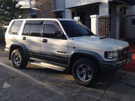 isuzu trooper 4x4 193191