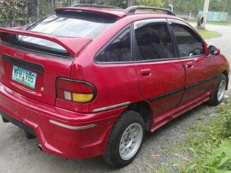 Kia Avella EFI 2007 Red MT For Sale