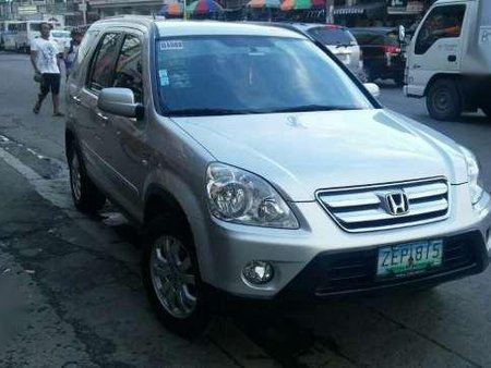 2006 Honda Crv 7 Seater Fresh For