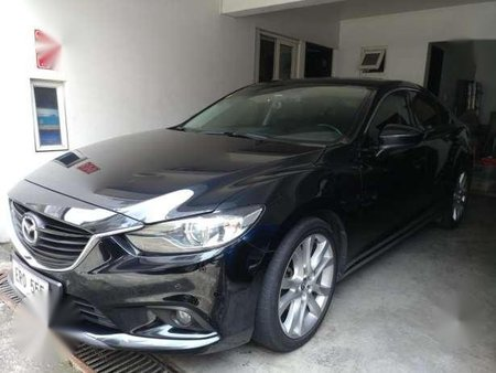 Mazda 6 2014 Skyactiv Black AT For Sale
