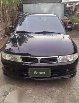 Mitsubishi Lancer 2000 Black MT For Sale