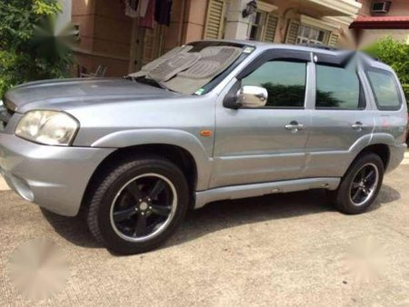manual mazda tribute 2005 español