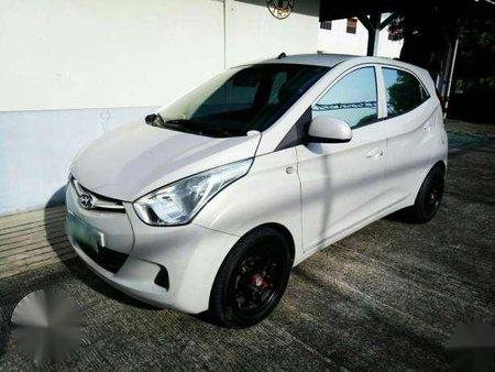 Hyundai Eon 2013 GLS MT White For Sale