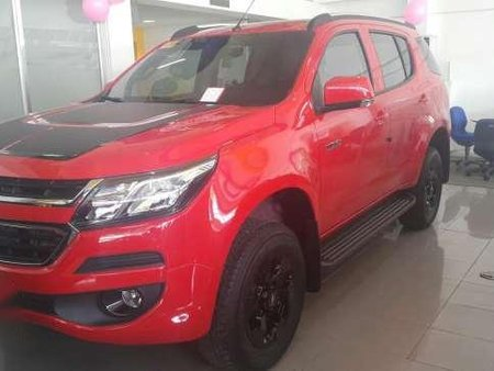 Chevrolet Trailblazer At 28l Red 2017 For Sale 201930