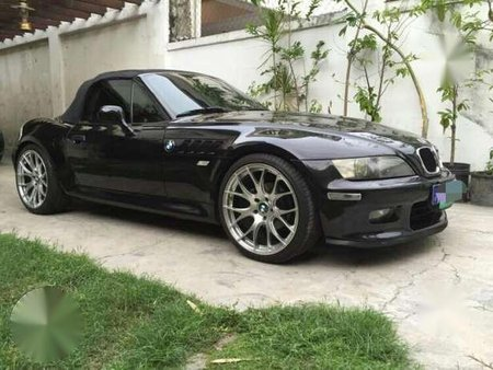 1999 Bmw Z3 2 0 6cyl Wide Body At Black