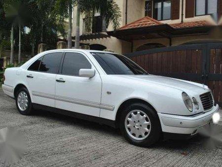 1999 mercedes benz e 240 elegance at white 203917