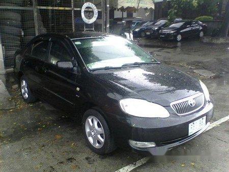 Toyota Corolla Altis 2007 sadan black for sale