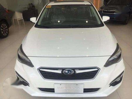 Subaru Impreza 2.0i-S 2017