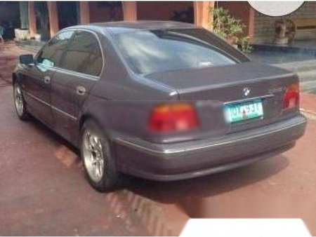 BMW 528i E39 1999 for sale at Php 390,000