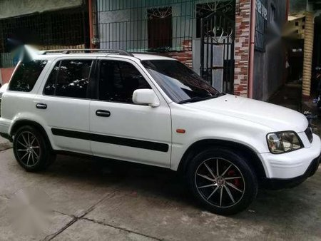 Honda Crv First Gen 1998 At White For