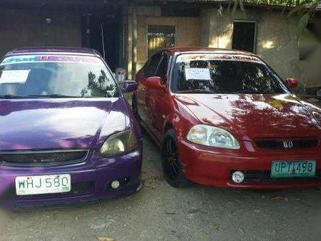 Honda civic 97 orig vti at civic 99 orig sir body toyota bb 145k nego