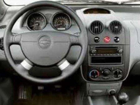 Chevrolet Aveo 2004 210505